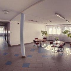 Trio Hostel Вроцлав интерьер отеля