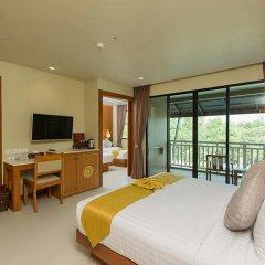 Отель Maikhao Palm Beach Resort балкон фото 2