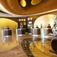 Al Salam Grand Hotel Apartment интерьер отеля фото 2