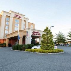 Отель Hampton Inn & Suites Staten Island США, Нью-Йорк - отзывы, цены и фото номеров - забронировать отель Hampton Inn & Suites Staten Island онлайн парковка
