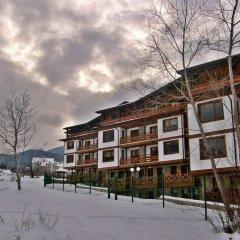 Отель Green Life Resort Bansko Болгария, Банско - отзывы, цены и фото номеров - забронировать отель Green Life Resort Bansko онлайн приотельная территория