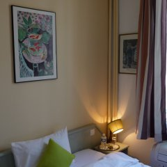 Отель Hôtel Villa Victorine Франция, Ницца - отзывы, цены и фото номеров - забронировать отель Hôtel Villa Victorine онлайн комната для гостей фото 5