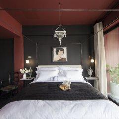 Отель Amdaeng Bangkok Riverside Hotel Таиланд, Бангкок - отзывы, цены и фото номеров - забронировать отель Amdaeng Bangkok Riverside Hotel онлайн комната для гостей фото 4