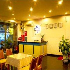 Trung Nguyen Hotel интерьер отеля