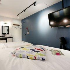 Отель KOTEL YAJA sadang art gallery в номере