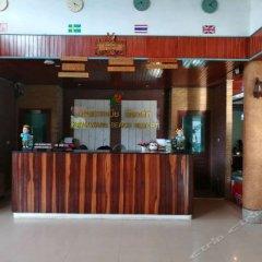 Отель Kaw Kwang Beach Resort Таиланд, Ланта - отзывы, цены и фото номеров - забронировать отель Kaw Kwang Beach Resort онлайн интерьер отеля фото 2