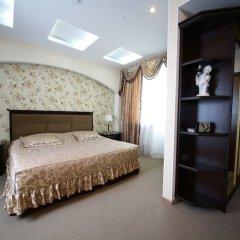 Отель Атлаза Сити Резиденс Екатеринбург комната для гостей фото 9