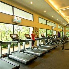 Royal Cliff Grand Hotel фитнесс-зал фото 2
