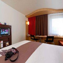 Отель ibis Brussels Expo-Atomium Бельгия, Брюссель - отзывы, цены и фото номеров - забронировать отель ibis Brussels Expo-Atomium онлайн комната для гостей фото 4