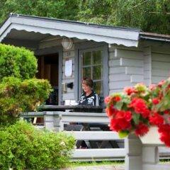 Отель Lisebergsbyn Karralund Швеция, Гётеборг - отзывы, цены и фото номеров - забронировать отель Lisebergsbyn Karralund онлайн балкон