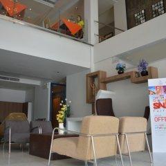 Отель Aya Boutique Hotel Pattaya Таиланд, Паттайя - 1 отзыв об отеле, цены и фото номеров - забронировать отель Aya Boutique Hotel Pattaya онлайн интерьер отеля