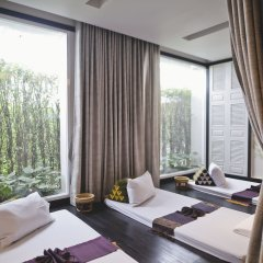 Отель The Raweekanlaya Bangkok Wellness Cuisine Resort Бангкок комната для гостей фото 5
