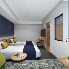 Отель the b tokyo akasaka-mitsuke комната для гостей фото 2