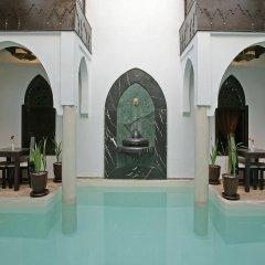 Отель Riad Opale Марокко, Марракеш - отзывы, цены и фото номеров - забронировать отель Riad Opale онлайн бассейн