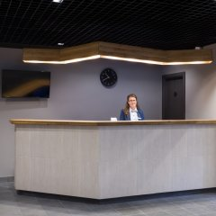 Гостиница Станция L1 интерьер отеля фото 3