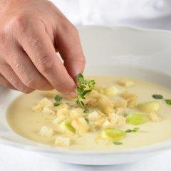 Отель Restaurant Oberwirt Италия, Лана - отзывы, цены и фото номеров - забронировать отель Restaurant Oberwirt онлайн питание фото 3