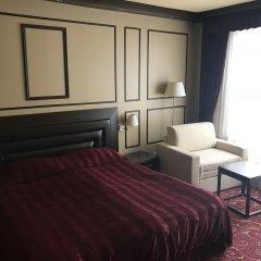 Отель Borovets Hills Resort & SPA Болгария, Боровец - отзывы, цены и фото номеров - забронировать отель Borovets Hills Resort & SPA онлайн комната для гостей фото 3