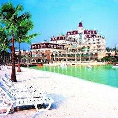 Clifford Golden Lake Hotel пляж