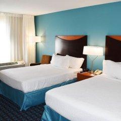 Отель Fairfield Inn & Suites by Marriott Albuquerque Airport комната для гостей фото 3