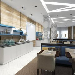 Отель Hilton Garden Inn Ufa Riverside Уфа питание