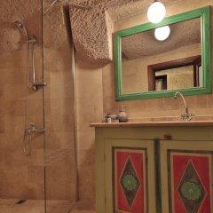 Three Doors Cappadocia Турция, Ургуп - отзывы, цены и фото номеров - забронировать отель Three Doors Cappadocia онлайн ванная