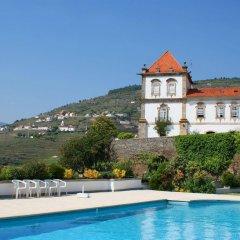 Отель Casa das Torres de Oliveira Португалия, Мезан-Фриу - отзывы, цены и фото номеров - забронировать отель Casa das Torres de Oliveira онлайн бассейн