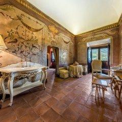 Отель Castello di Limatola Сан-Никола-ла-Страда комната для гостей фото 3