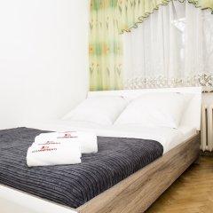 Отель Hosapartments City Center Польша, Варшава - 2 отзыва об отеле, цены и фото номеров - забронировать отель Hosapartments City Center онлайн комната для гостей фото 7