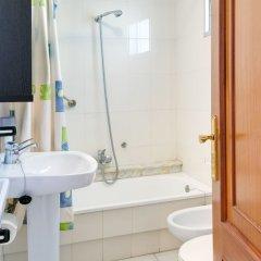 Отель Aptos Duerming Portonovo Pico ванная