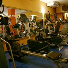 Rubin Wellness & Conference Hotel фитнесс-зал фото 2