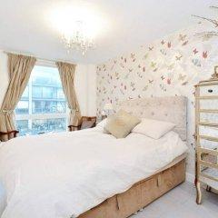 Апартаменты 1 Bedroom Apartment With Balcony in Haggerston комната для гостей фото 4