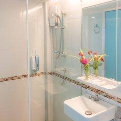 Отель Villa Pool Lay Resort Pattaya ванная