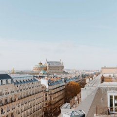 Millennium Hotel Paris Opera балкон
