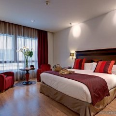 Отель Crowne Plaza Madrid Airport комната для гостей фото 4