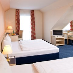 Отель ACHAT Comfort Messe-Leipzig комната для гостей фото 5