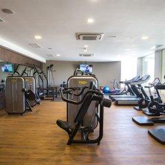 Отель Salini Resort фитнесс-зал