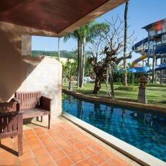 Отель Phuket Orchid Resort and Spa балкон