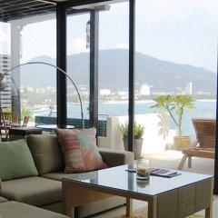 Отель IndoChine Resort & Villas интерьер отеля