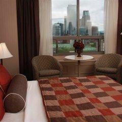 Отель Du Fort Hotel Канада, Монреаль - отзывы, цены и фото номеров - забронировать отель Du Fort Hotel онлайн комната для гостей фото 2