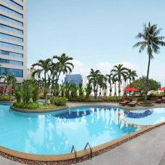 Отель Amari Watergate Bangkok Таиланд, Бангкок - 2 отзыва об отеле, цены и фото номеров - забронировать отель Amari Watergate Bangkok онлайн бассейн