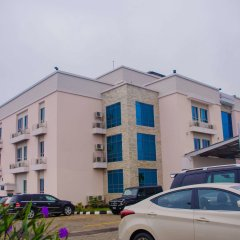 Отель Best Western Plus Ibadan парковка