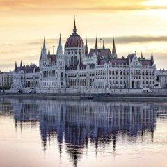 Отель Novotel Budapest Centrum Будапешт приотельная территория