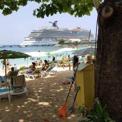 Отель Ocho Rios Getaway Villa at The Palms пляж