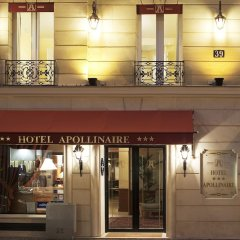 Отель Apollinaire Франция, Париж - отзывы, цены и фото номеров - забронировать отель Apollinaire онлайн фото 6