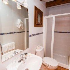Отель Hostal Cala Ratjada ванная фото 2
