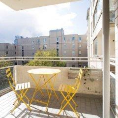 Отель 2ndhomes Kalevankatu apartment 2 Финляндия, Хельсинки - отзывы, цены и фото номеров - забронировать отель 2ndhomes Kalevankatu apartment 2 онлайн балкон