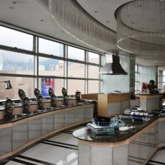 Отель The Salisbury - YMCA of Hong Kong спа