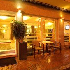 Отель Hostal Florencio гостиничный бар
