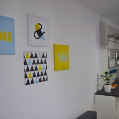 Апартаменты Panda Apartments Grzybowska Modern комната для гостей фото 2