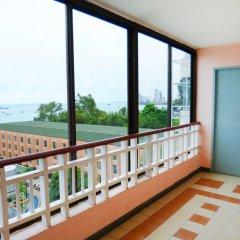 Отель Sawasdee SeaView балкон